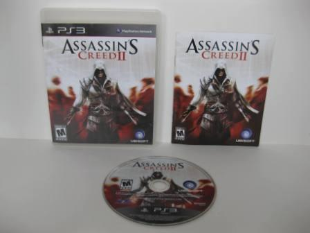 Assassins Creed II - PS3 Game